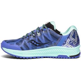 saucony Koa TR Shoes Women Violet/Aqua